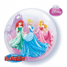Disney Princess Royal Debut Bubble Balloon